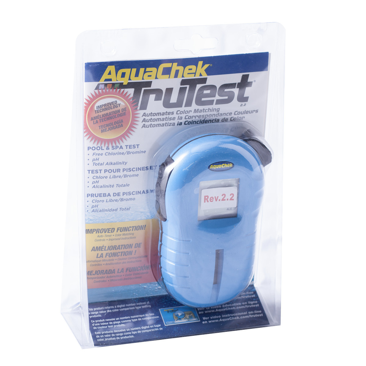 AquaChek TruTest - Digitales Teststreifenlesegerät
