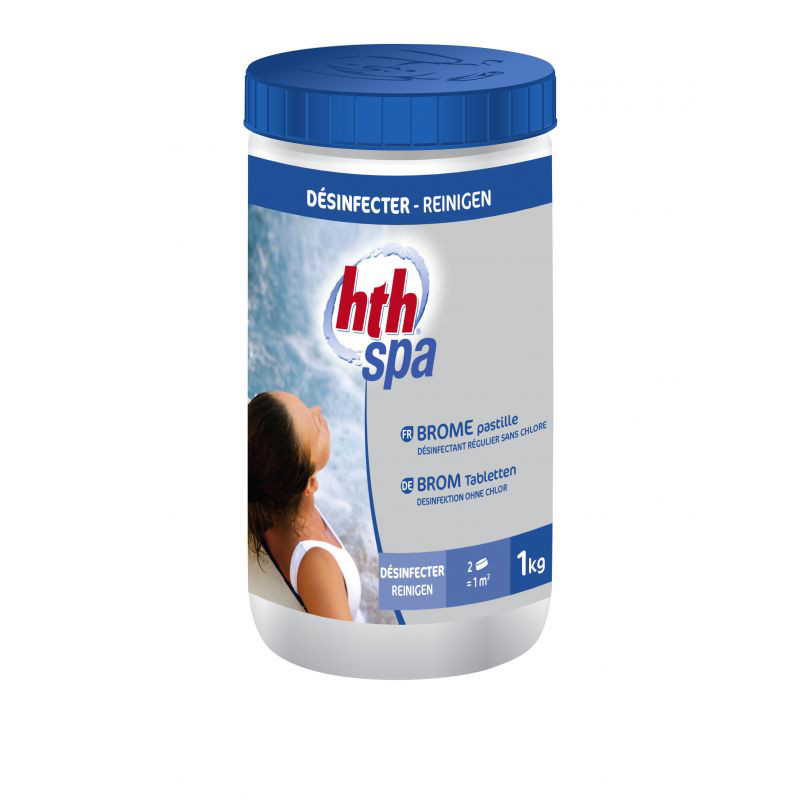 hth® Spa Brom Tabletten