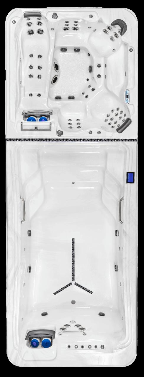 Dual SwimSpa DT-21