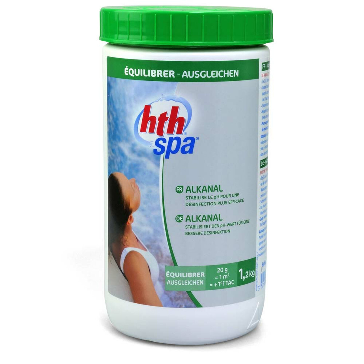 hth® Spa Alkanal
