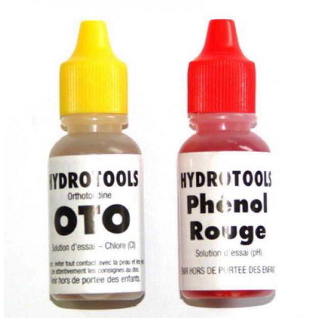 Ersatzflüssigkeit pH + Chlor
